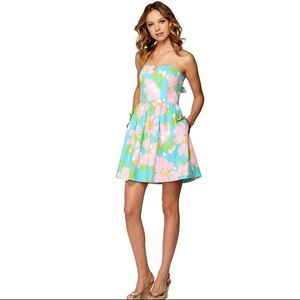 ✨HP✨Lilly Pulitzer Richelle Tie Back Dress